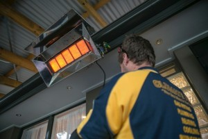 Space heaters and split systems installation and services Canberra